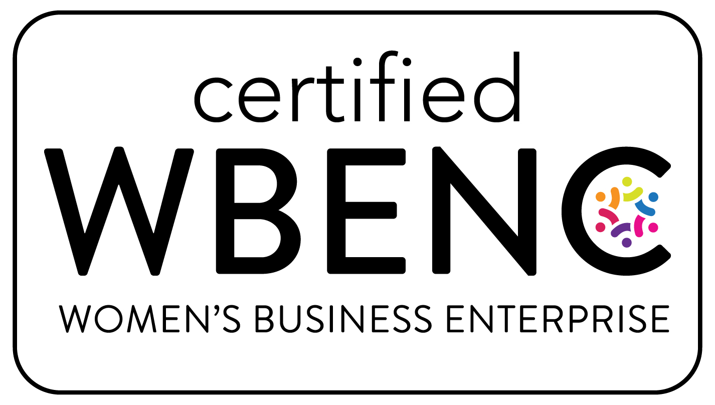 WBENC Certified Women Business Enterprise